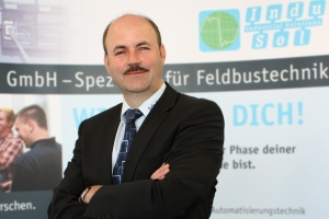 Rene Heidl of Indu-sol will be at the PROFIBUS and PROFINET conference